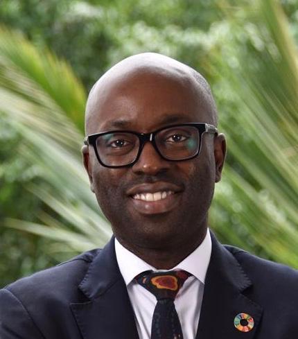 Mr CESAR A. MBA ABOGO